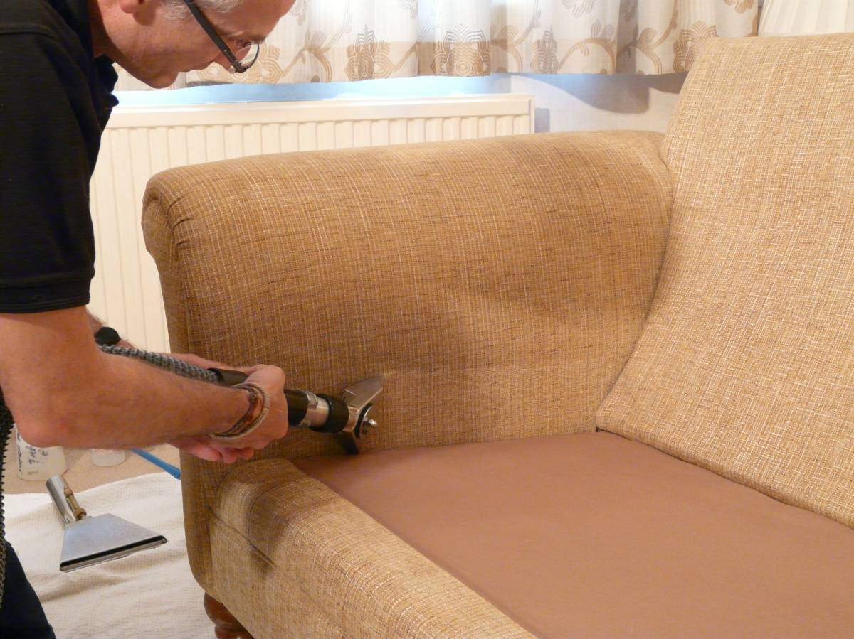 sofa cleaning franchise